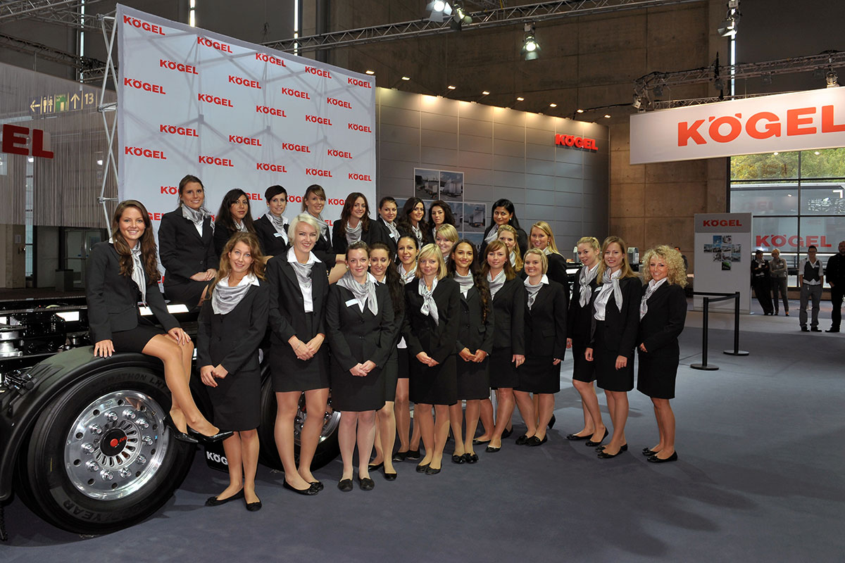 Agentur KIRCHER - Messe | Event | Service - Hannover -