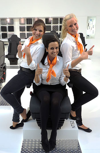 Agentur KIRCHER - Messe | Event | Service - Hannover - Hostessen